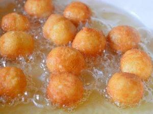 Сырные шарики - 4