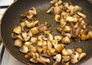 Суп Жульен с грибами в мультиварке - 1
