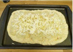 Аргентинская фаршированная пицца - 2