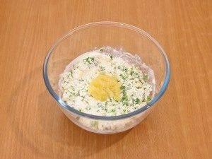 Картофель с творожным кремом - 3