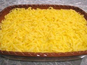 Запеканка с куриным филе, овощами и картофельным пюре - 3