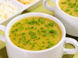 Суп-пюре с кабачками и цветной капустой - 2