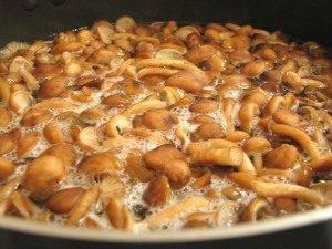 Запеканка с грибами и картофелем - 0