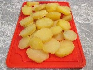 Запеканка с грибами и картофелем - 2