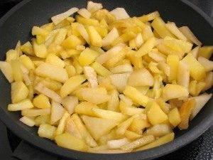 Печень с картофелем, запеченные в горшочке - 3
