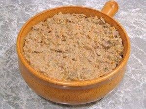 Печень с картофелем, запеченные в горшочке - 6