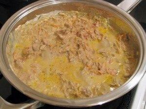 Печень с картофелем, запеченные в горшочке - 2
