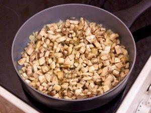 Куриные ножки с картофельно-грибной начинкой в мешочке - 1