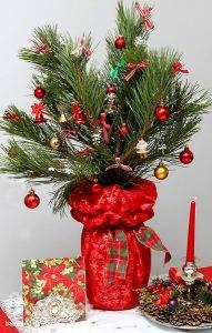 10 оригинальных идей для сервировки новогоднего стола - 18