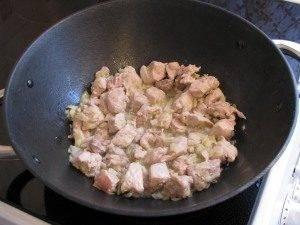 Свинина с фасолью и помидорами - 5