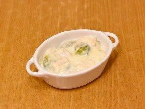 Куриное филе и брюссельская капуста под соусом «Бешамель» - 3