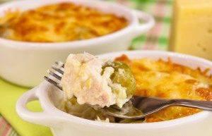 Куриное филе и брюссельская капуста под соусом «Бешамель» - 5