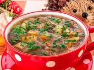 Суп из лисичек - 5