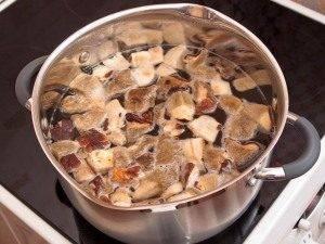 Суп из лисичек - 0