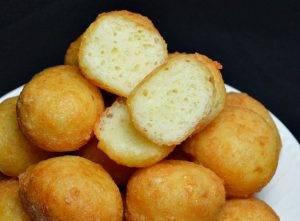 Сырные шарики - 5