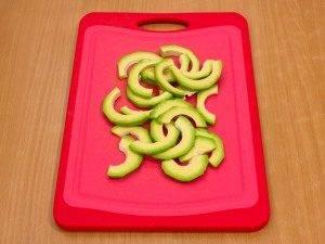 Закуска с авокадо и Пармезаном - 0