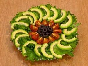 Закуска с авокадо и Пармезаном - 2