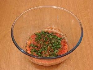 Свинина в томатном соусе, жаренная на гриле - 1
