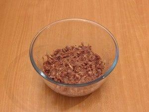 Мясные шарики с начинкой из фасоли и лука - 3