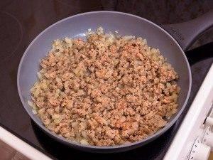 Цукини, фаршированные мясом, грибами и рисом - 2