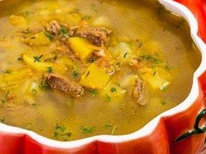 Суп с тыквой «Краски осени» - 6