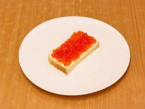 Бутерброды «Змейка» - 2