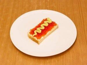 Бутерброды «Змейка» - 4
