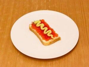 Бутерброды «Змейка» - 5