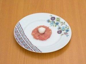 Тефтели с моцареллой в томатном соусе - 1