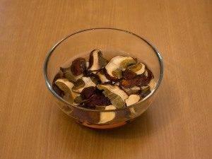 Рагу с овощами и грибами - 0