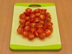 Свинина с помидорами, запеченная в сливках - 4