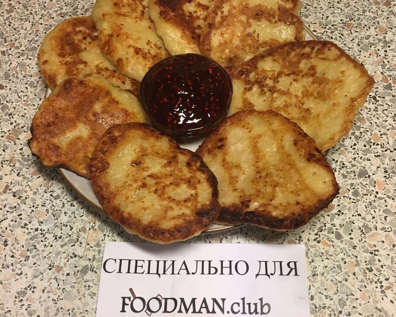 видео рецепт приготовление сырников