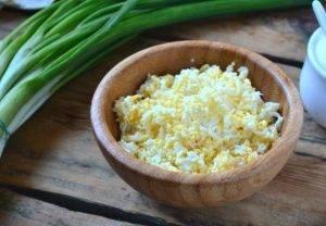 Закуска из лаваша с крабовыми палочками - 1