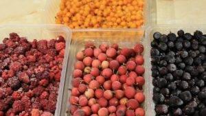 Витаминный кисель из замороженных ягод - 0
