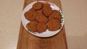 Овсяные печенья с фруктами - 8