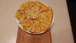 Испанская картофельная паэлья - 11
