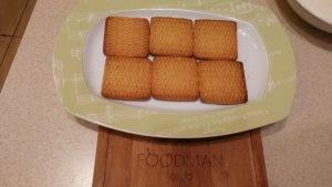 Тортик из печенья с бананом - 2