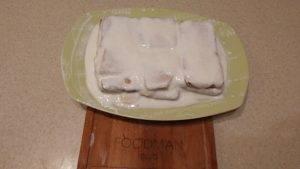 Тортик из печенья с бананом - 5