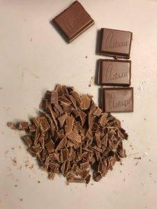 Мягкое печенье с шоколадной крошкой - 1