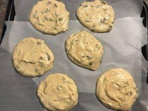 Мягкое печенье с шоколадной крошкой - 4