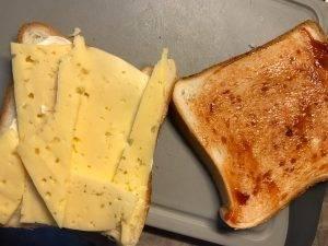 Горячие бутерброды в бутерброднице - 2
