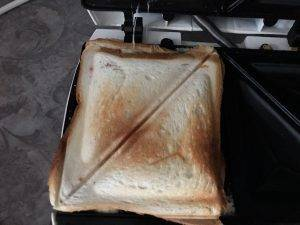 Горячие бутерброды в бутерброднице - 3