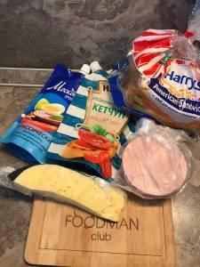 Горячие бутерброды в бутерброднице - 0