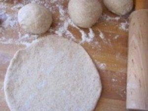 Еврейский хлеб пита - 1