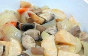 Постный суп-пюре с солнечной кукурузой - 0