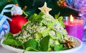Топ-10 оригинальных и вкусных салатов к Новогоднему столу - 7