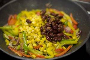 Вегетарианский буррито - 0
