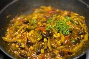 Вегетарианский буррито - 1