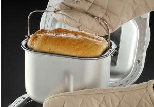 Хлеб с орехами и кориандром в хлебопечке - 1