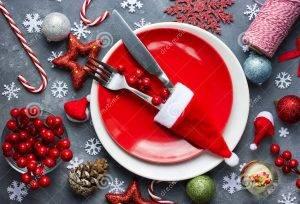 10 оригинальных идей для сервировки новогоднего стола - 4